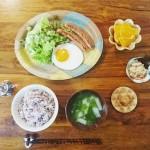 木村文乃のインスタグラムで注目の「ふみ飯」食器・料理がすごすぎる!