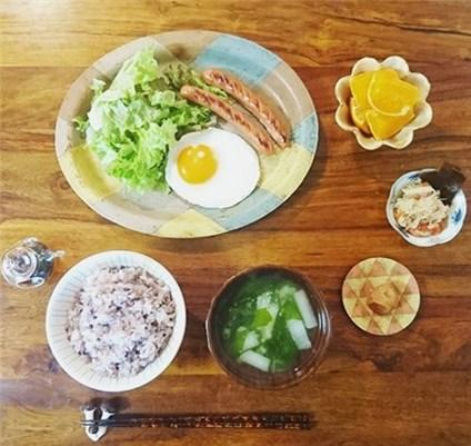 木村文乃 インスタグラム 食器